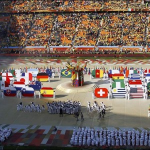 World Cup 2010 Opening Ceremony